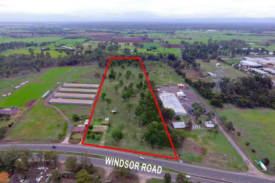 12 acres / 2 Titles / Windsor Road