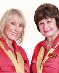 Picture of Margarita and Sue Team