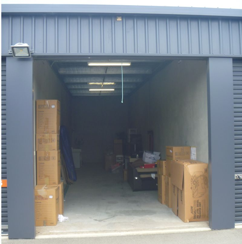 STRATA STORAGE UNIT AT CENTRAL BELMONT LOCATION