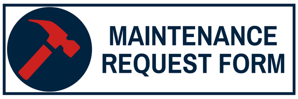 Maintenance Request Form Button