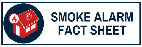 Smoke Alarm Fact Sheet