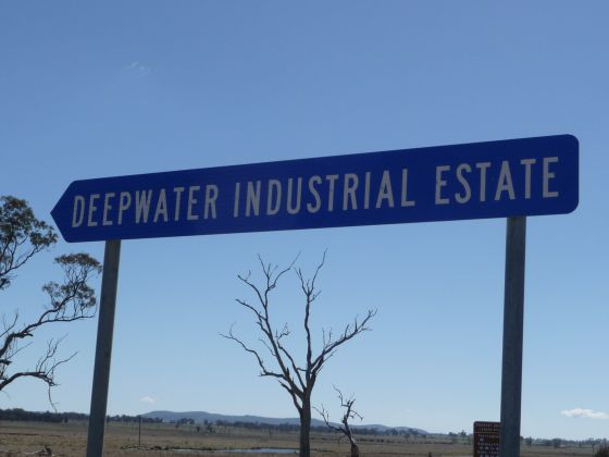 DEEPWATER INDUSTRIAL ESTATE