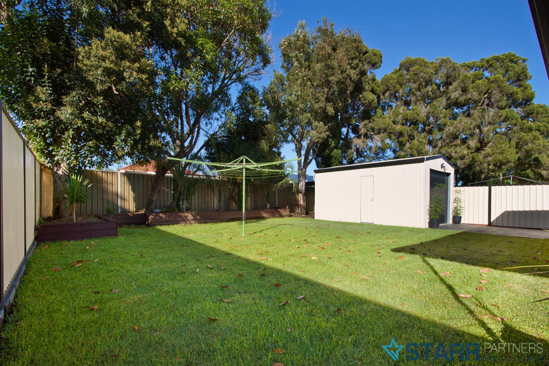 Open for inspection in Oxley Park