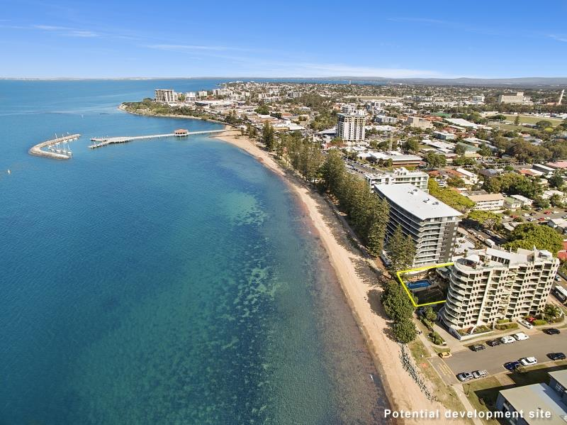 REDCLIFFE. ABSOLUTE BEACHFRONT DEVELOPMENT SITE!