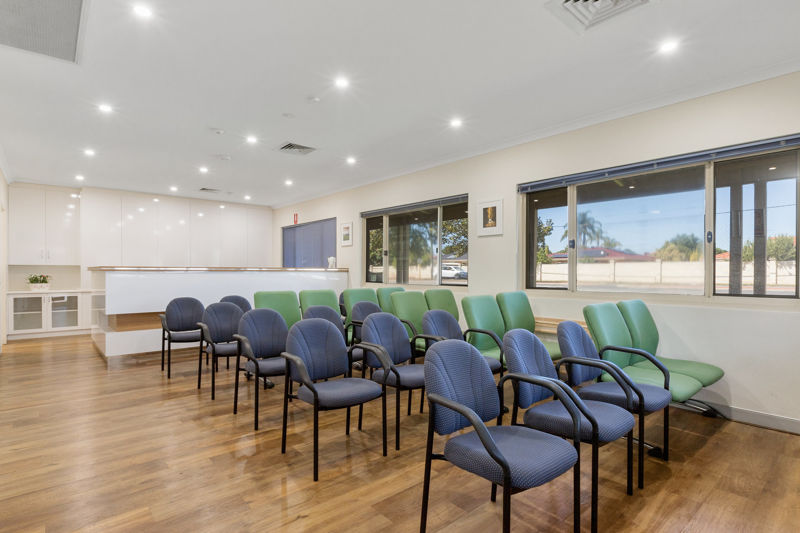 Medical Surgery For Sale on busy High Road Riverton.